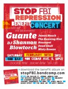 Stop FBI benefit CONCERT web poster COLOR