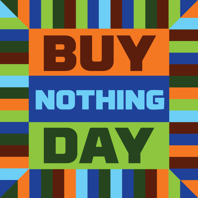 Buy nothing day essay prompt